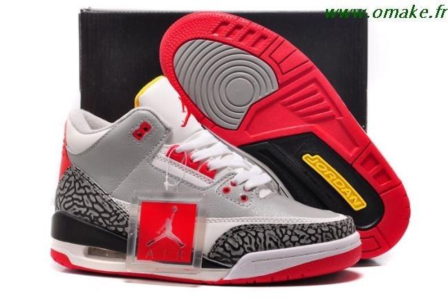 online store 630ad cb4ad Air Jordan Rouge Et Blanche Femme .