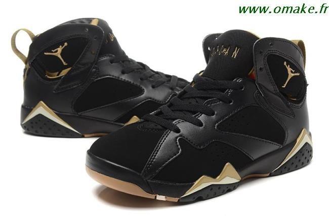 prix le plus bas d02f2 8cbe4 Air Jordan 6 Noir Et Or omake.fr