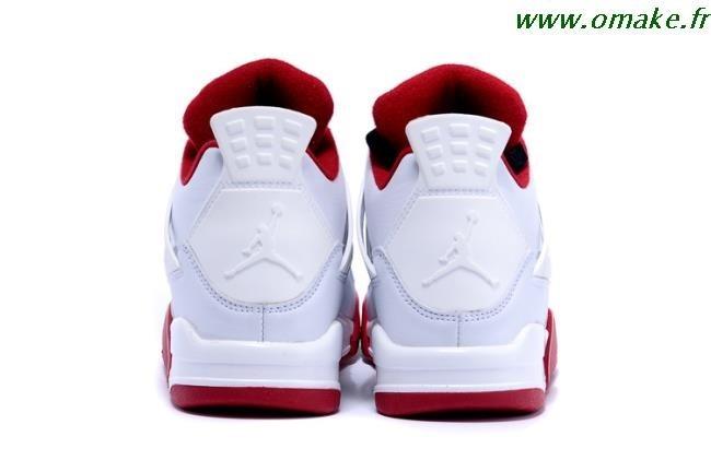 Air Jordan 4 Retro Rouge