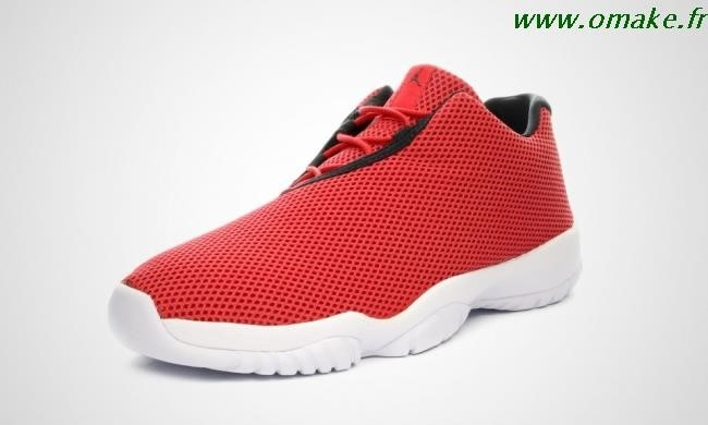 Air Jordan Future Low Rouge
