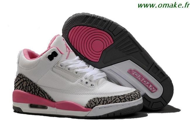 meilleures baskets bf49e f4dd1 Air Jordan Femme Rose Et Grise omake.fr