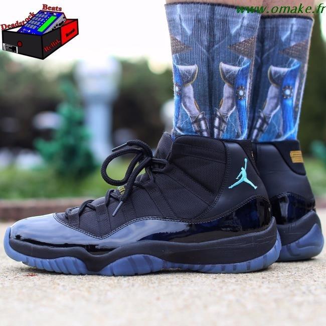 the latest 80e3c dac94 Jordan 11 Gamma Blue On Feet omake.fr
