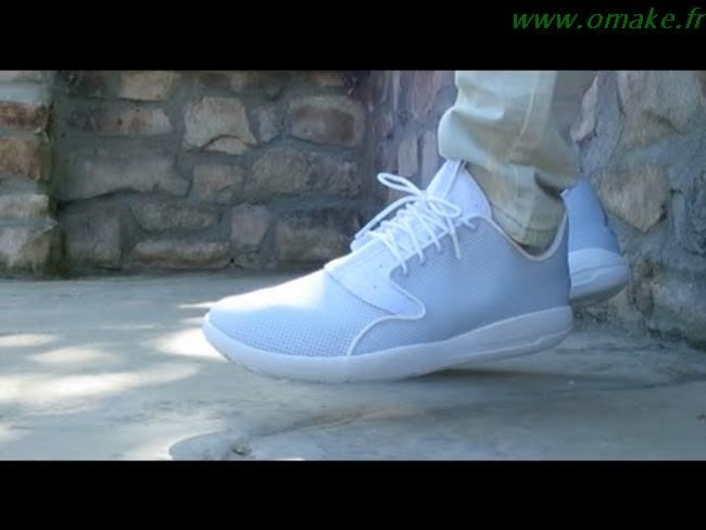 sports shoes e8d58 be9f1 Jordan Eclipse Blanche