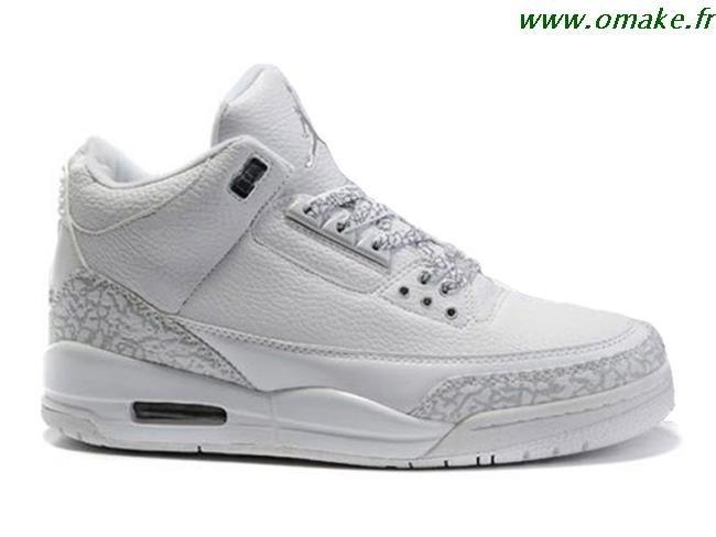 design de qualité 61212 0a4f3 Jordan Chaussure Pour Fille Blanche omake.fr