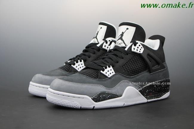 online retailer 1abd7 f3126 Air Jordan Retro 4 Oreo omake.fr