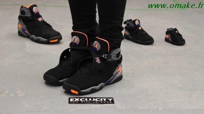 online store 9dcff 443ed Jordan Retro 8 On Feet omake.fr