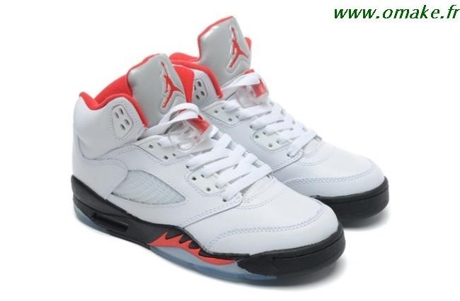 more photos 00c8f dc6f6 Air Jordan Rouge Et Blanche