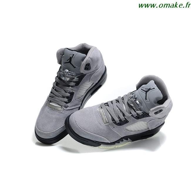 Air Jordan Grise
