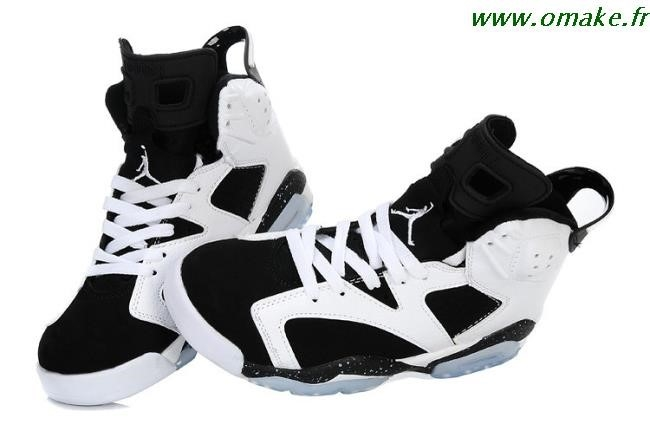 chaussures de séparation 135fe cf0be where can i buy air jordan 6 en noir et blanc a8d6d 7ae90