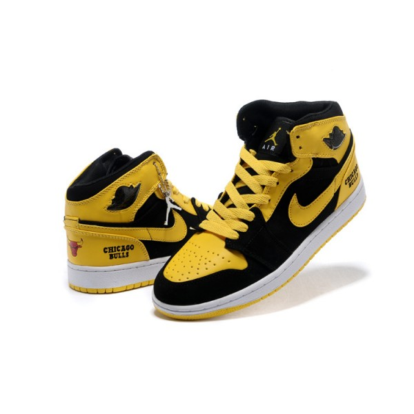 plus de photos ea7c4 daef3 Air Jordan Jaune Noir omake.fr