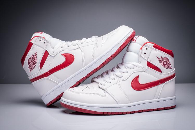 Air Jordan One Blanche