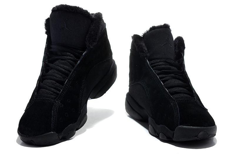 plus récent 91586 ee09f Air Jordan Toute Noir omake.fr