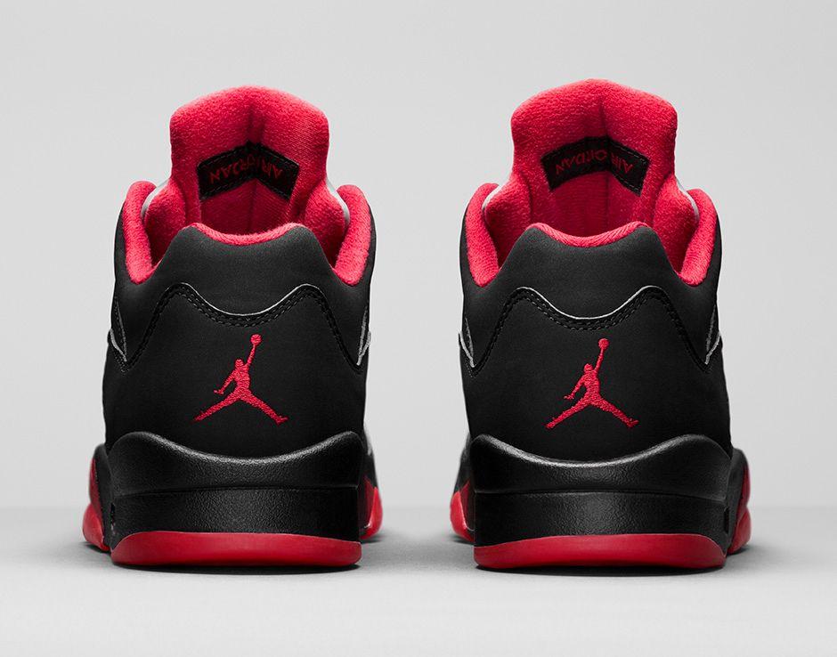 the latest e588d e36bf Nike Air Jordan 5 Retro Low omake.fr
