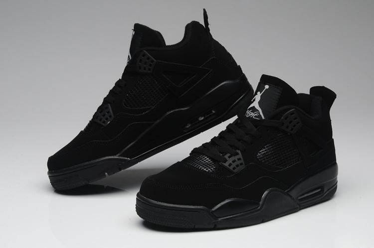 jordan noir foot locker