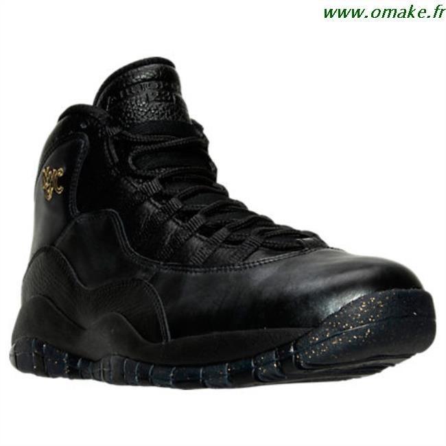Air Jordan Femme Noir Et Or
