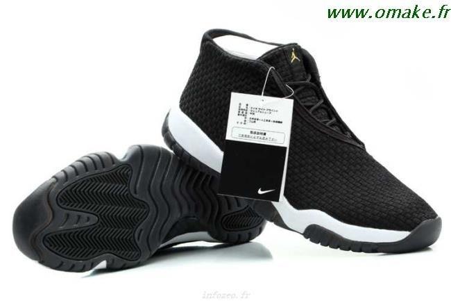 chaussures de séparation d98d8 1ce97 Chaussure Jordan Femme Noir Et Blanc omake.fr
