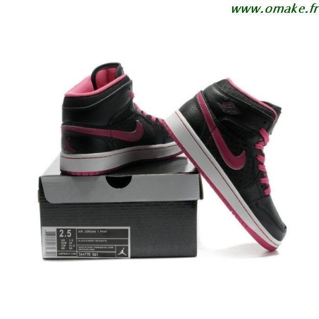 official photos ad692 673dc comparer les prix de jordan noir et rose femme bienvenue au magasin boutique