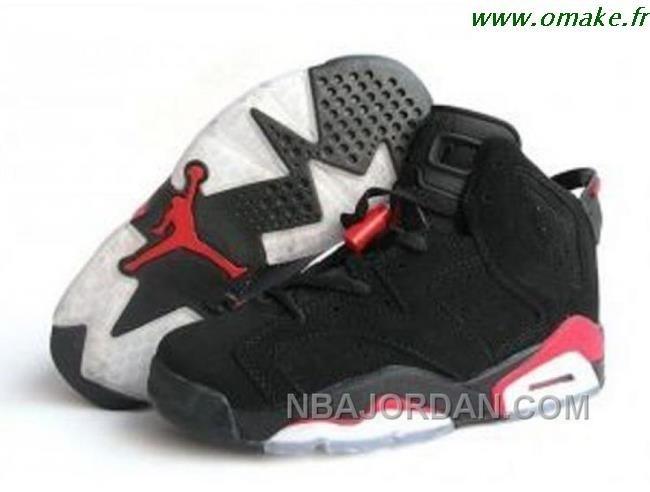 tout neuf 68e25 8ad17 AIR Jordan 11 Femme Noir Blanc Rouge [AJ25] €70.00 : Jordans, Nike