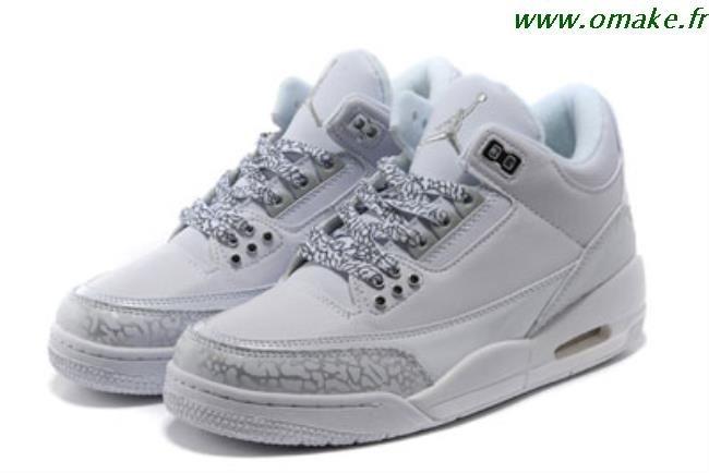Nike Jordan Blanche Femme