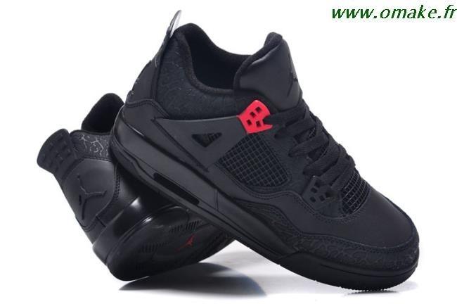 nouveau style 8c3dd 2e28d Nike Air Jordan 4 Retro Femme omake.fr