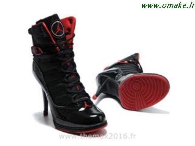 grossiste 785ff 9bb9b Air Jordan Talon Haut Femme omake.fr
