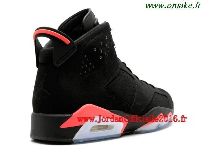 Air Jordan 6 Homme Noir