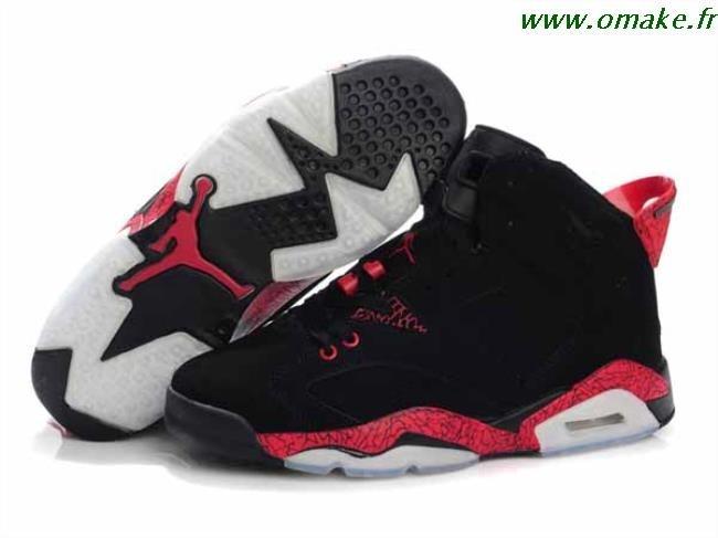 Air Jordan 4 Rouge Homme