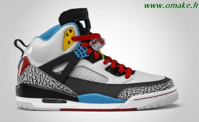 buy online c36a6 5f8ec Air Jordan Spizike Bordeaux Foot Locker