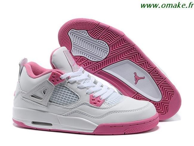magasin en ligne 98619 1e9ed Basket Jordan Pour Fille omake.fr