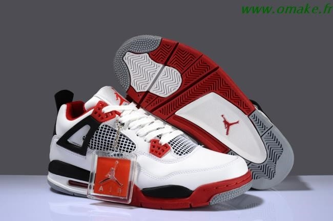 Basket Air Jordan Nike Retro 4 Yb76yfg