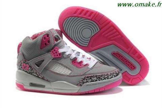 chaussures jordan pour filles