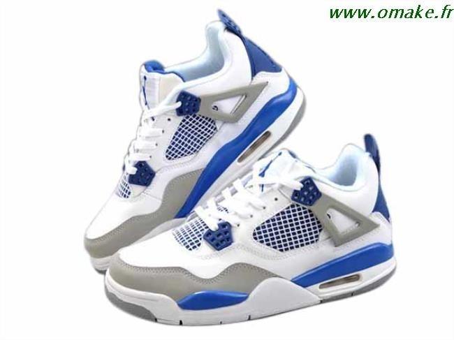 air jordan blanche et bleu