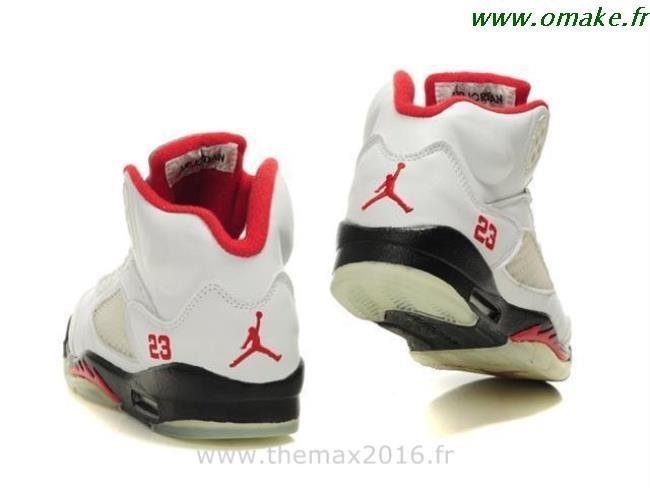 Air Jordan Blanc Rouge