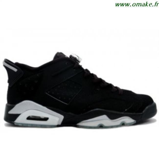 Air Jordan Noir Basse
