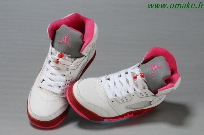 Air Jordan Rouge Et Rose