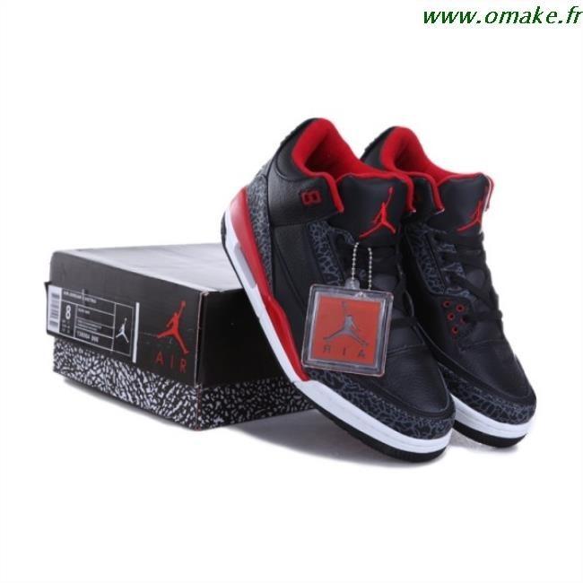 Couleurs variées 5230e d057c Air Jordan Rouge Noir omake.fr