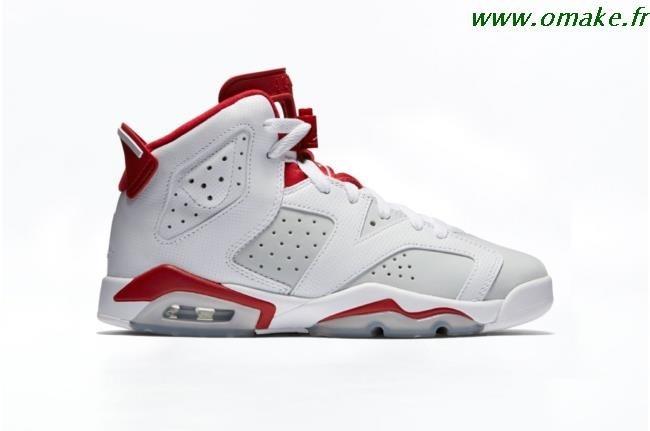 Air Jordan 6 Retro Rouge
