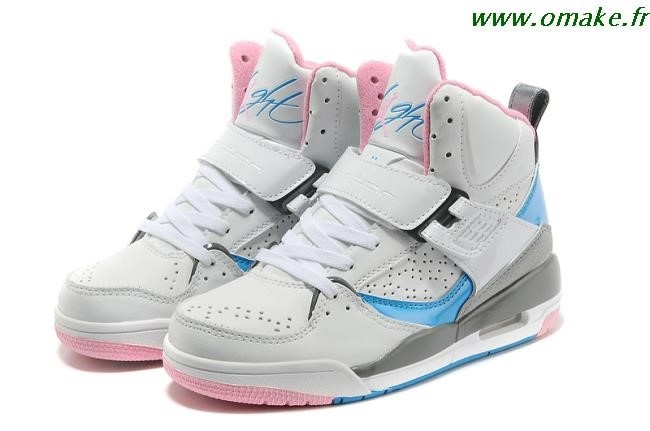 100% authentique 96f16 cfeda Air Jordan Rose Et Bleu omake.fr